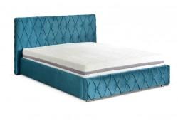 Łóżko tapicerowane New York