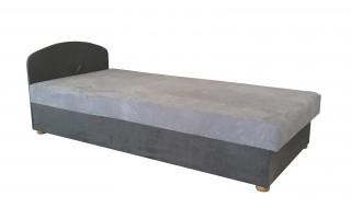 Łóżko tapicerowane Uno