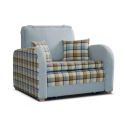 Fotel rozkładany Line II 1R
