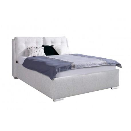 Łóżko tapicerowane Seul