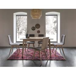 Stół ST-1703 i krzesła - Senales Fameg
