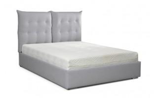 Łóżko tapicerowane Roma - regulowany zagłówek