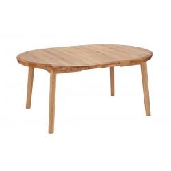 Stół Tondo - lity dąb - Paged