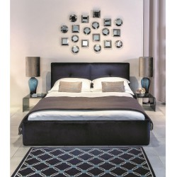 Łóźko tapicerowane Fiore typ 03 - Vero