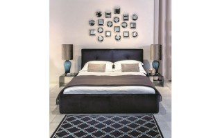 Łóżko tapicerowane Fiore typ 03 - Vero