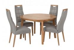 Stół dębowy, lity TND-2014