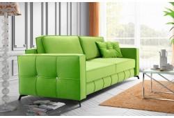 Sofa Crystal - duże spanie