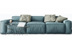Sofa Emilio - 3 rozmiary