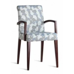 Krzesła z podłokietnikiem