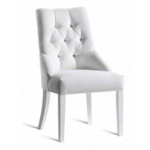 Krzesła białe