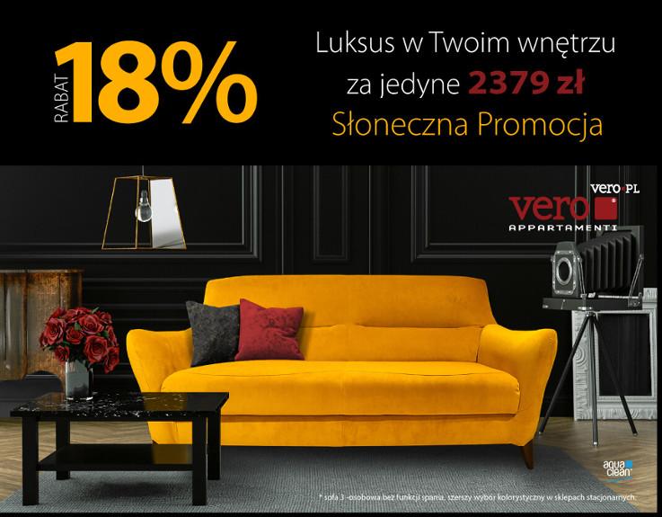Promocja 18% Vero Orchis